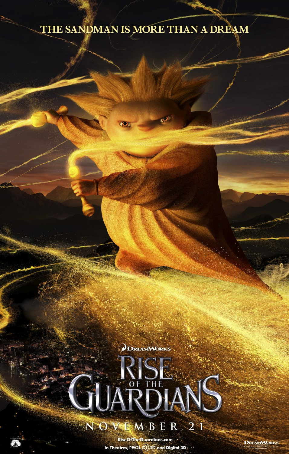 Rise Of The Guardians Art Id 41603 Art Abyss