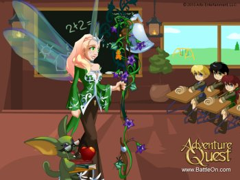 Preview Game - Adventure Quest Art