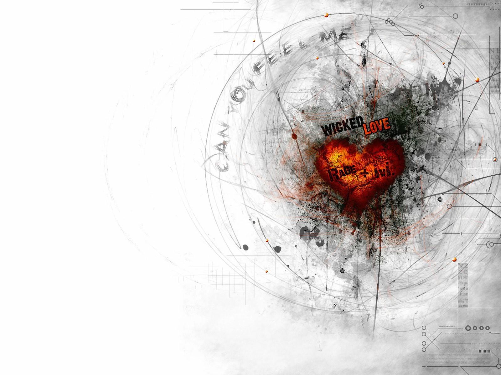 сердце арт  № 3009885  скачать