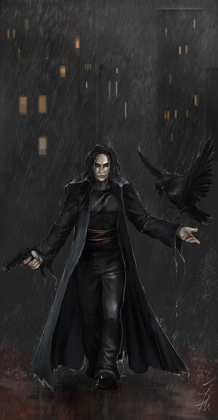 The Crow Art - ID: 44452 - Art Abyss