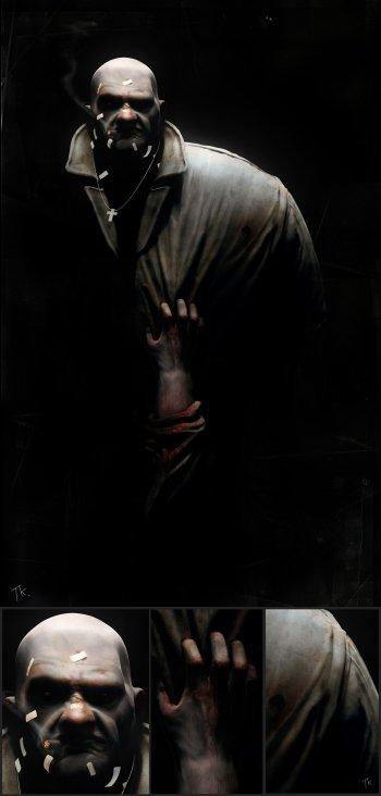 Preview Men - Horror Art