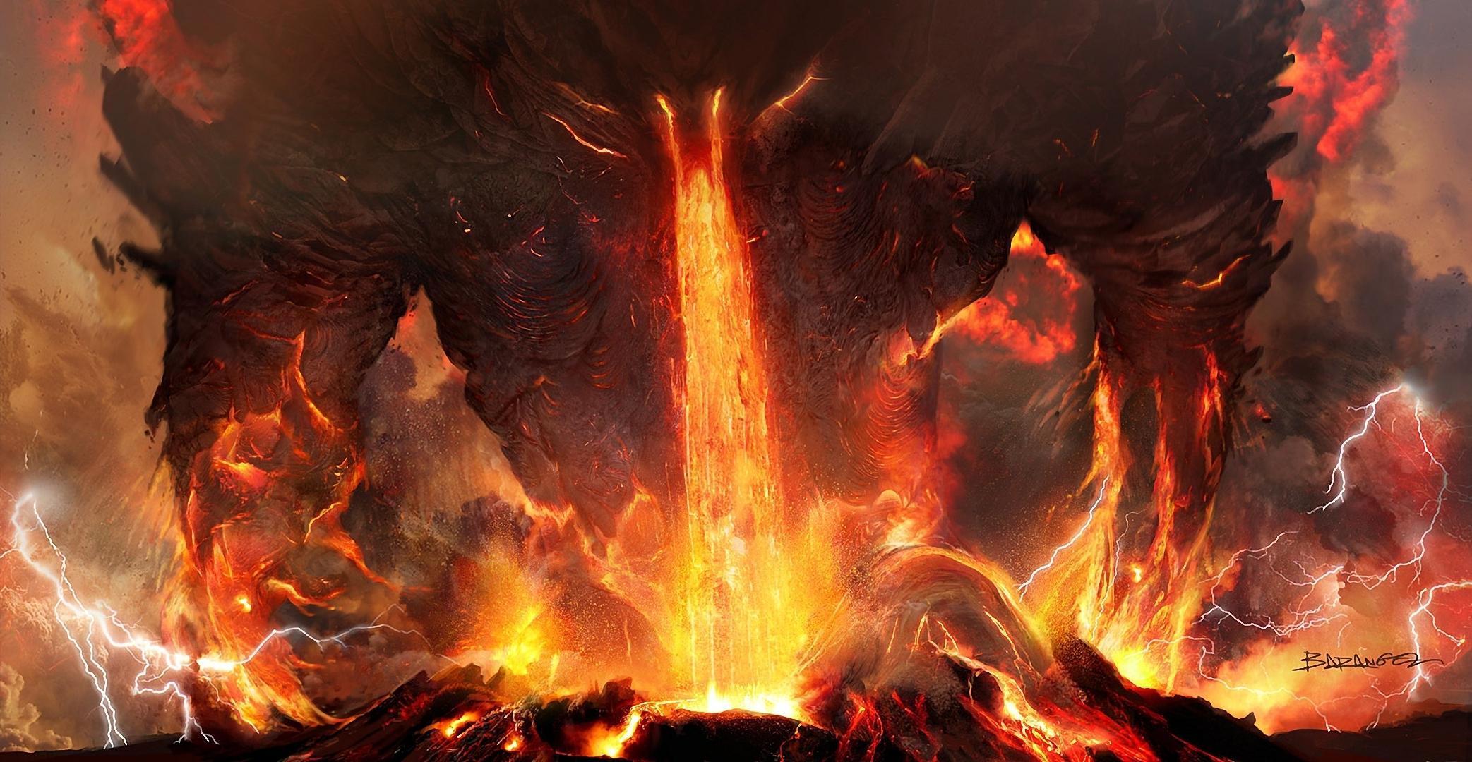Гнев титанов, монст, Химера  № 1524183  скачать