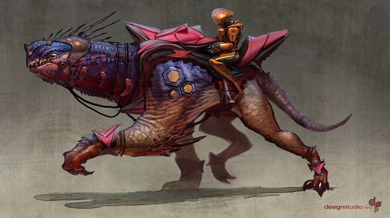 alien race creature art id 45487 art abyss