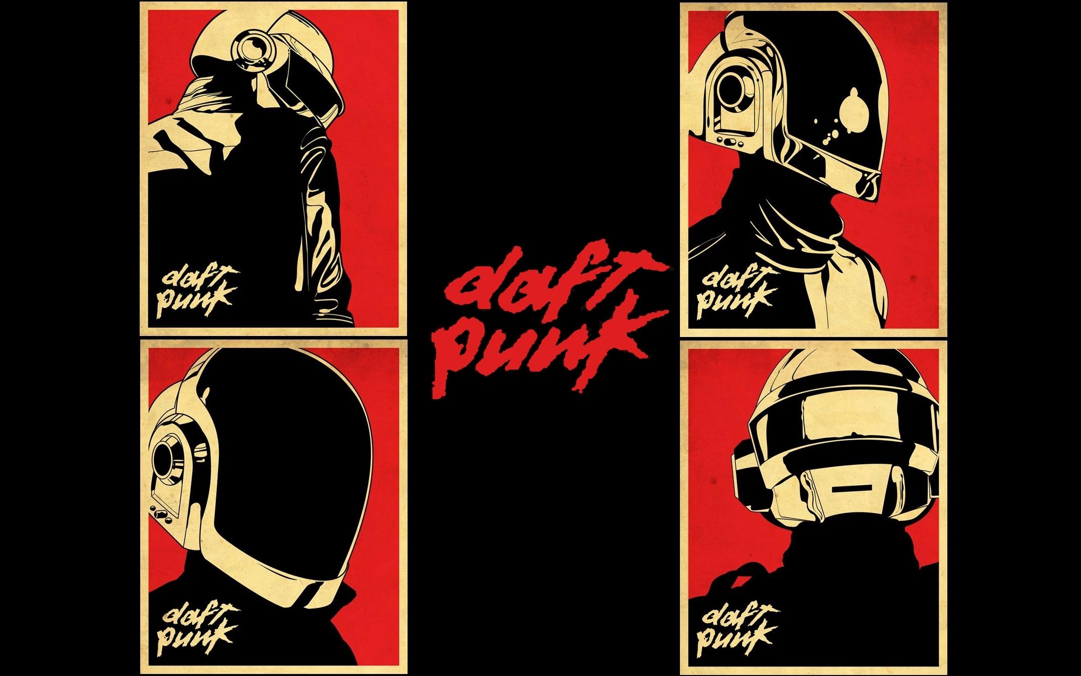 музыка daft punk  № 2846195  скачать