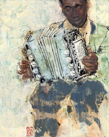 Preview Men - Musician Art