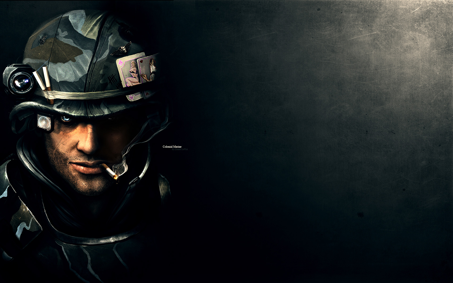 Dark soldier wallpaper | Wallpaper Wide HD