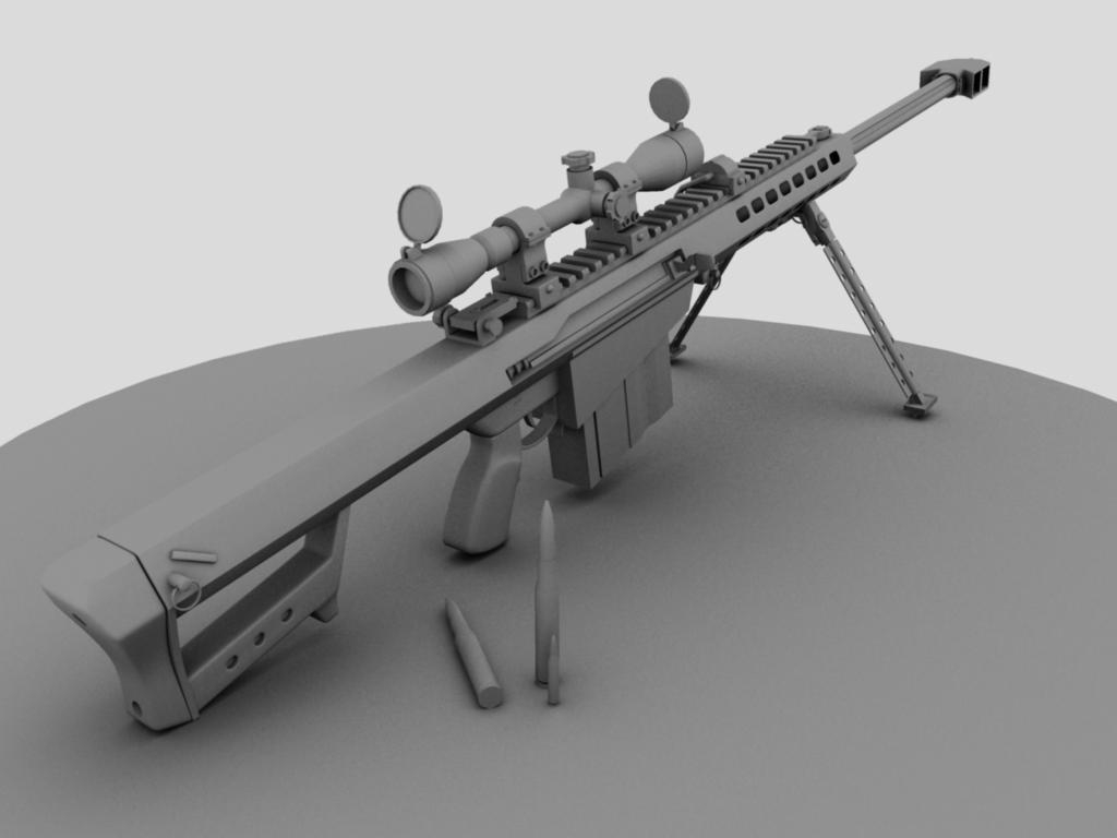 m107 sniper rifle - photo #30