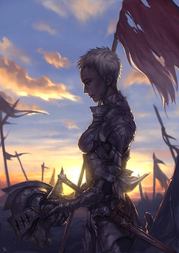 Women Warrior Art - ID: 129961 - Art Abyss