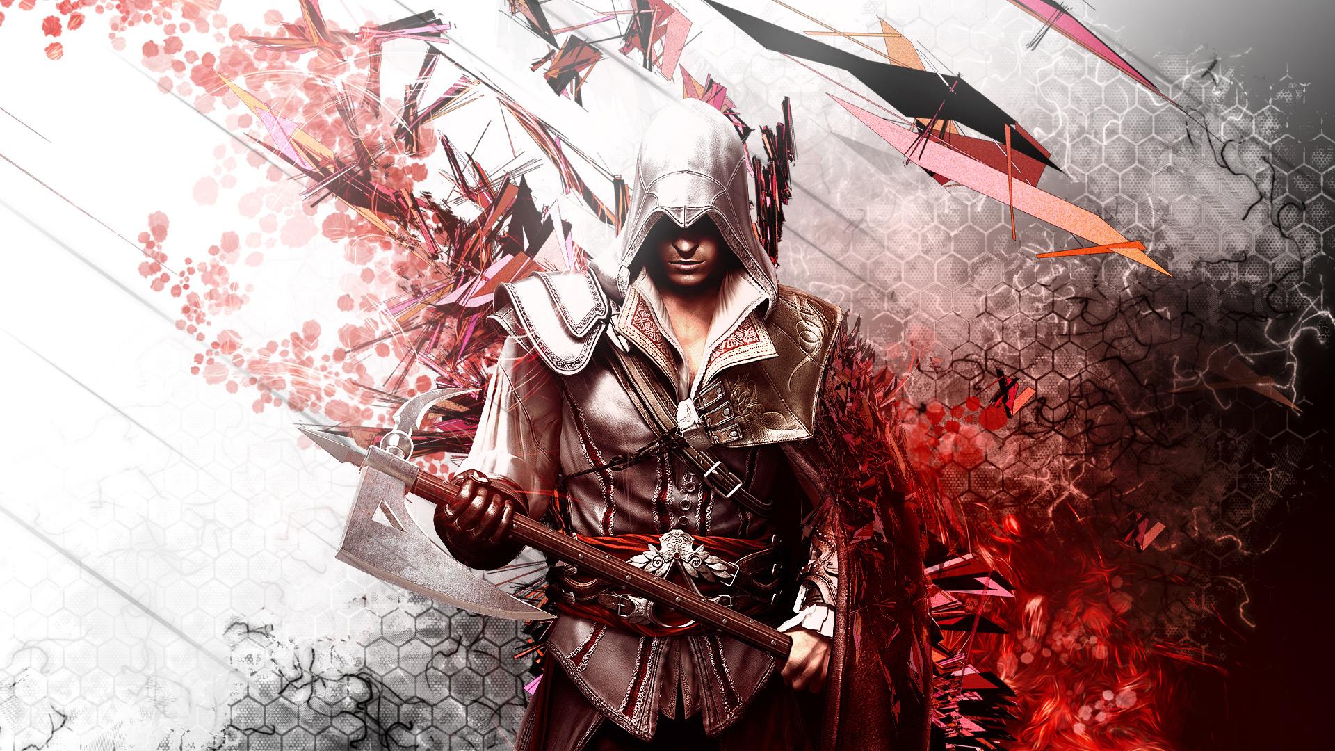 Ezio Auditore De Firenze Art Id 50030 Art Abyss
