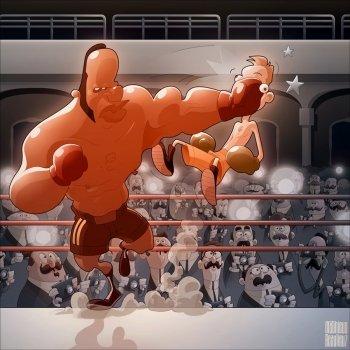 Preview Humor - Boxing Art