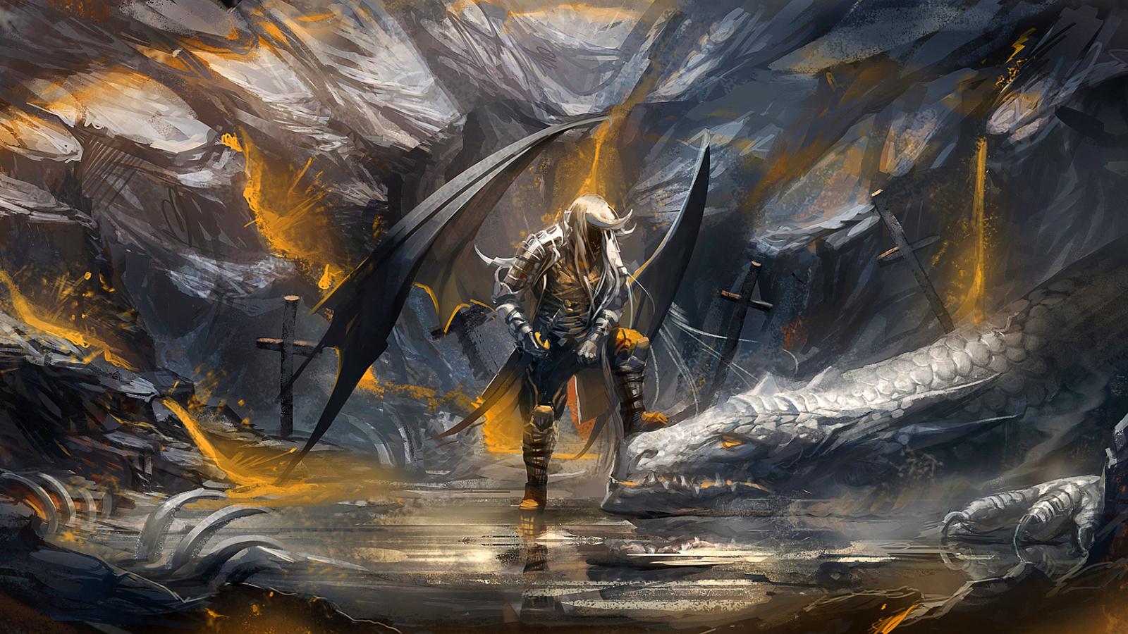 Dragonkin Art - ID: 52047 - Art Abyss