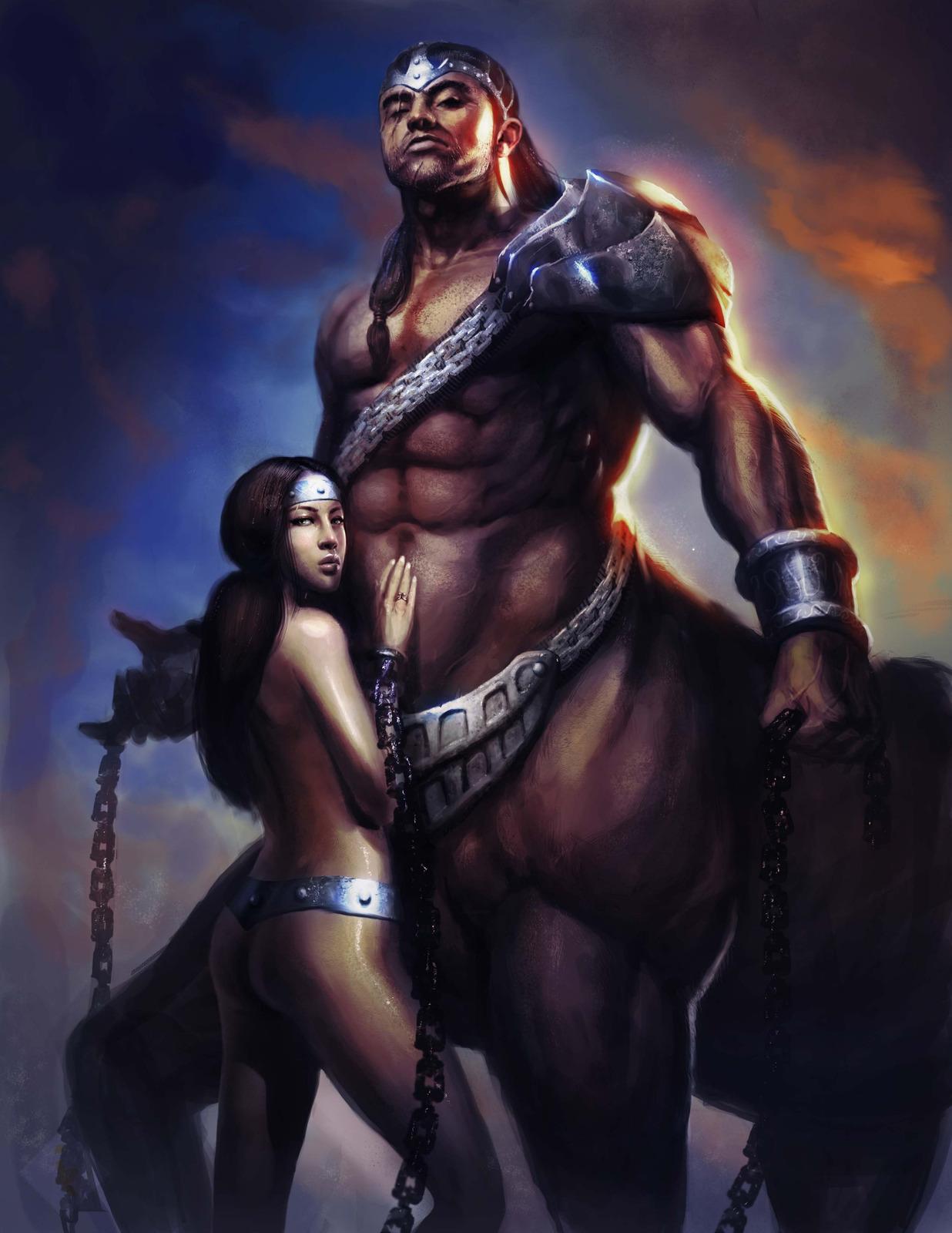 Hot centaur nude movies