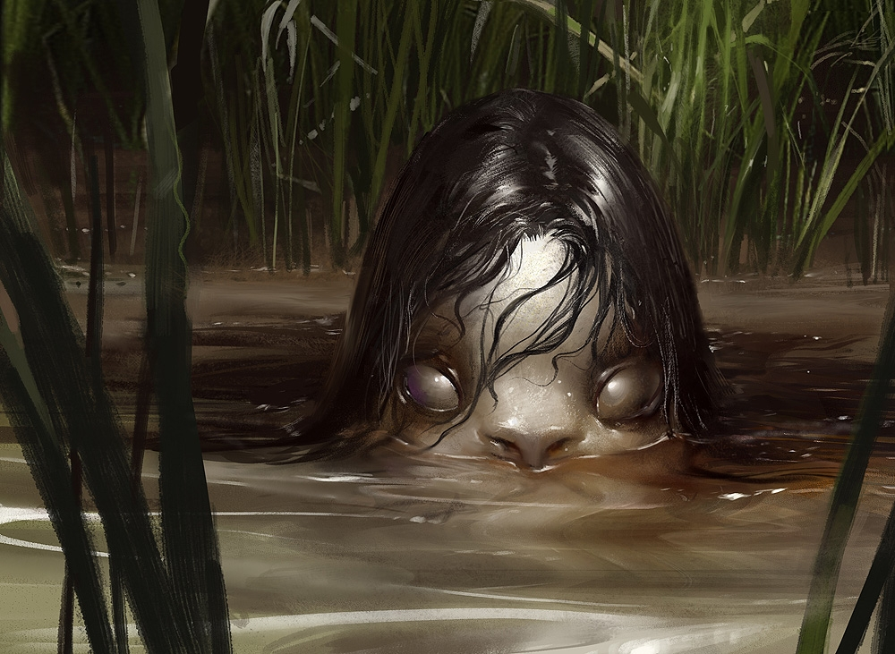 Картинки водяного человека 5
