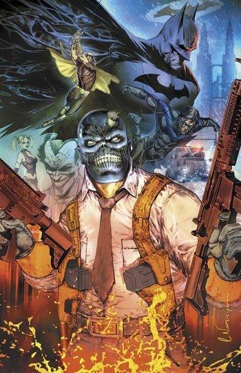 Preview batman arkham unhinged
