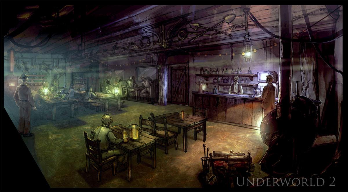 Alpha Coders Art Abyss Fantasy Tavern