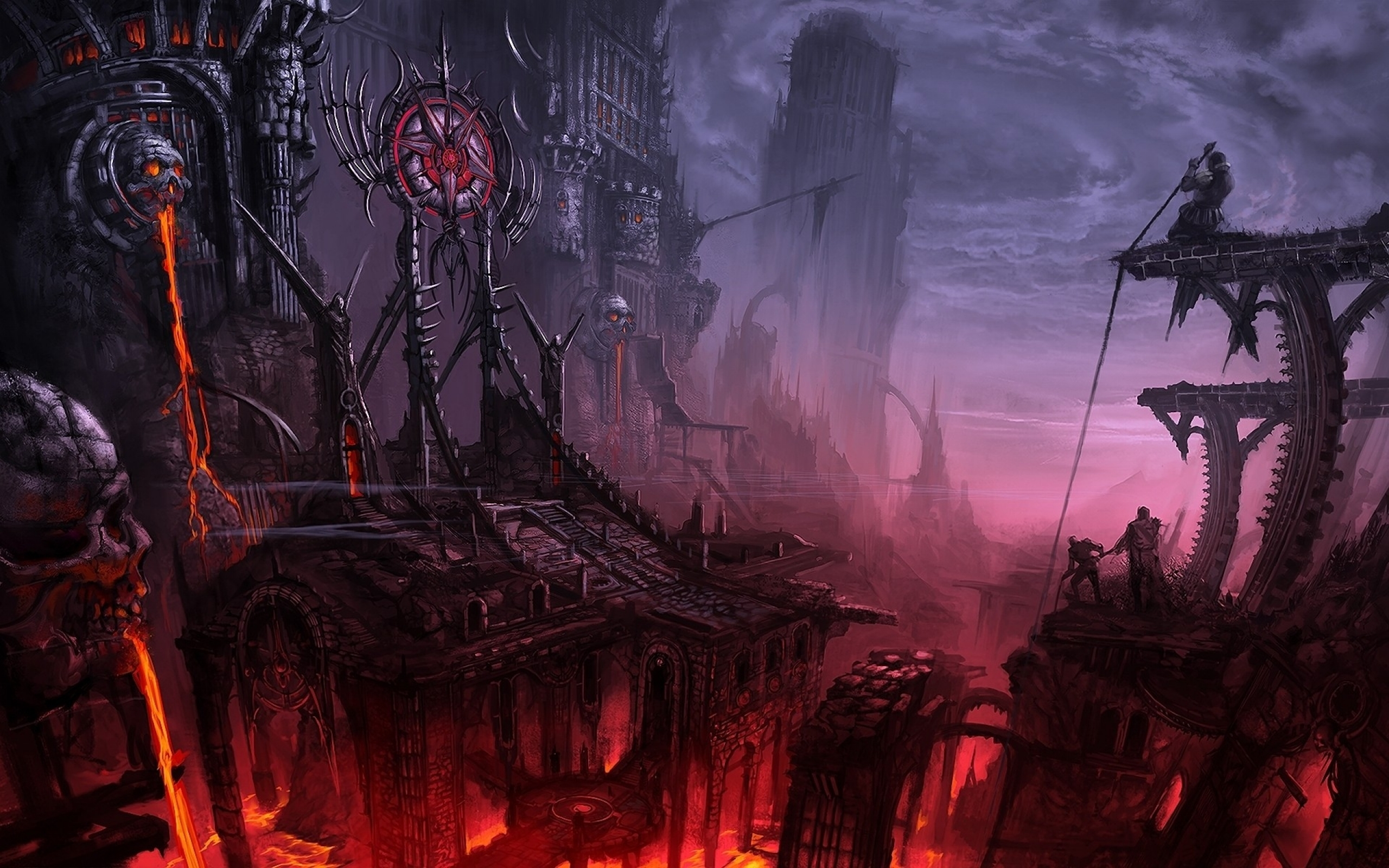 Red Lava Fantasy Art Artwork Magma Art Id 56467 Art Abyss