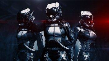 Preview Sci Fi - 3d Fan Art Art