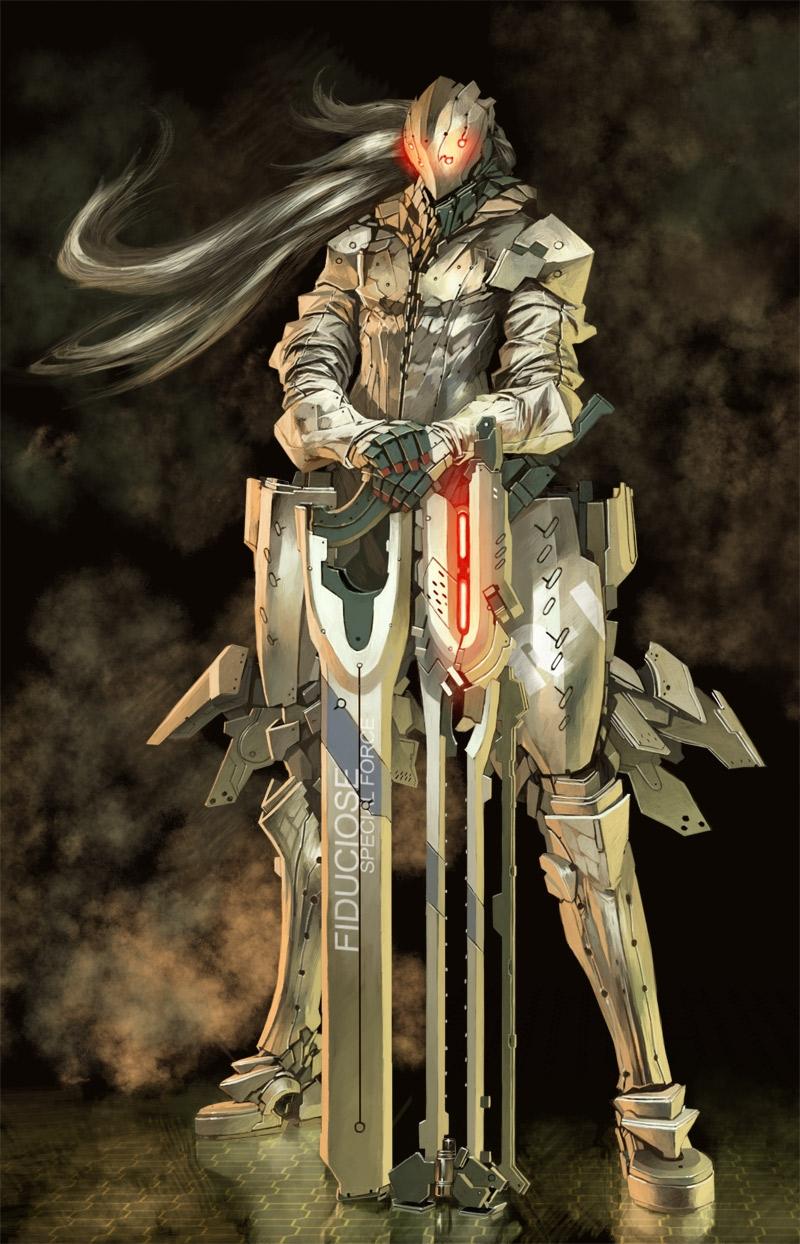white knight Art - ID: 5743 - Art Abyss