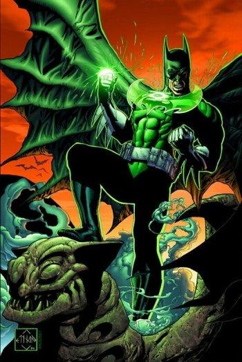 Preview batman: in darkest knight