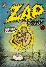 Preview Zap Comix