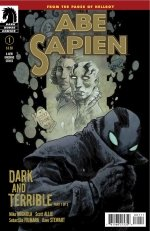Preview Abe Sapien