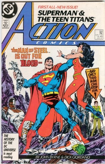 Sub-Gallery ID: 487 Action Comics