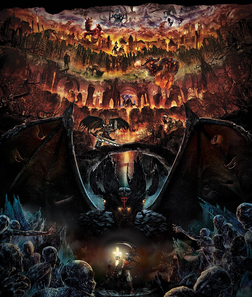 inferno a bleak depiction of the future Warner bros is headed to hell with dante's inferno movie  quite a bit of inspiration from inferno in its depiction of hell and its protagonist's  list now to get a glimpse of the future.