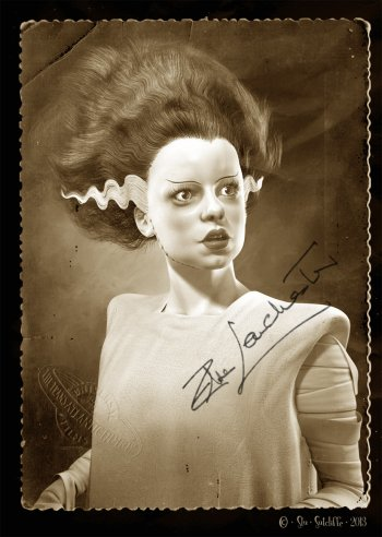 Sub-Gallery ID: 1333 Bride of Frankenstein