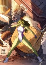 Preview She-Hulk