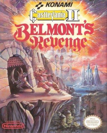 Sub-Gallery ID: 6268 Castlevania II: Belmont's Revenge