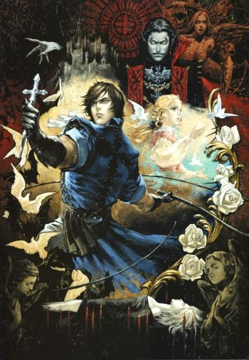 Sub-Gallery ID: 6273 Castlevania: The Dracula X Chronicles