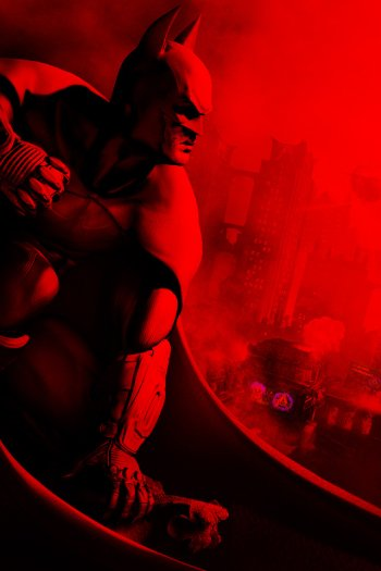 Sub-Gallery ID: 381 Batman: Arkham City