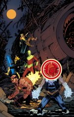 Preview Forever Evil: Rogues Rebellion