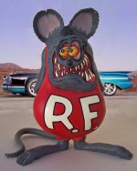 Preview Rat Fink