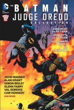 Preview Batman/Judge Dredd