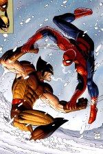 Preview Spiderman Vs. Wolverine