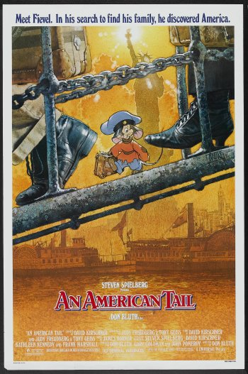 Sub-Gallery ID: 325 An American Tail