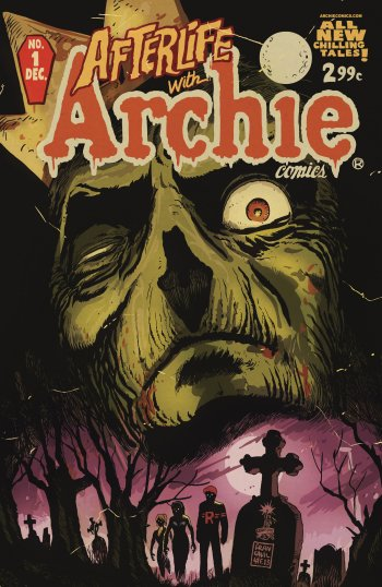 Sub-Gallery ID: 521 Afterlife With Archie