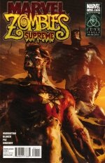 Preview Marvel Zombies Supreme