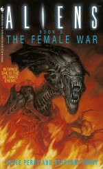 Preview Aliens: The Female War