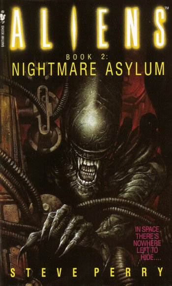 Sub-Gallery ID: 564 Aliens: Nightmare Asylum