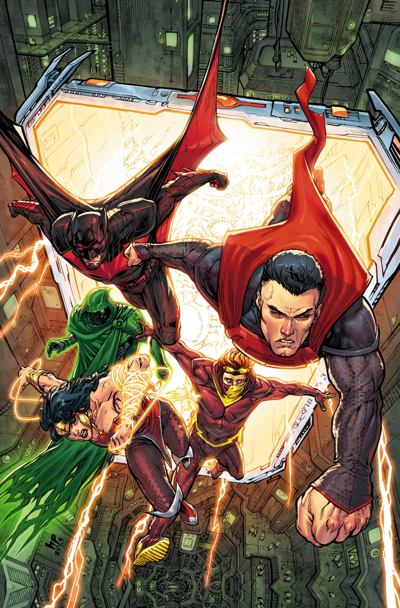 Justice League 3000 Art - ID: 61989 - Art Abyss