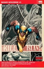 Preview Savage Wolverine