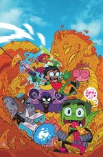 Preview Teen Titans Go!