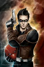 Preview Red Hood