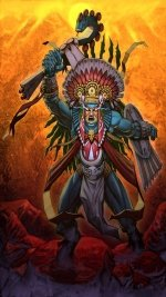 Preview Huitzilopochtli