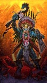 Preview Huitzilopochtli