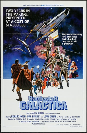 Sub-Gallery ID: 6356 Battlestar Galactica