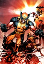 Preview Wolverine Saga