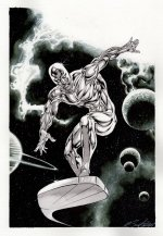 Preview Silver Surfer